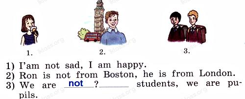 Английский язык 2 класс учебник Афанасьева 2 часть step 40 задание 5