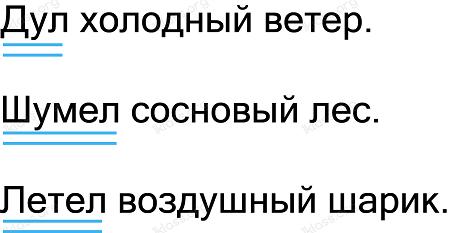 Ответ по Русскому языку 2 класс рабочая тетрадь Канакина 1 часть страница 43 упражнение 92