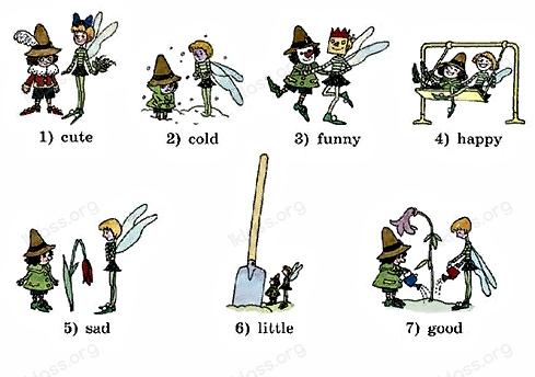 Английский язык 2 класс учебник Афанасьева 2 часть step 44 задание 3