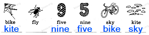 Английский язык 2 класс рабочая тетрадь Афанасьева step 44 - задание 4