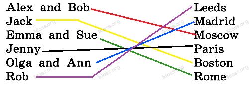 Английский язык 2 класс рабочая тетрадь Афанасьева step 45 - задание 2