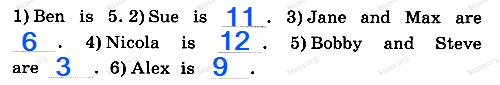 Английский язык 2 класс рабочая тетрадь Афанасьева step 47 - задание 1