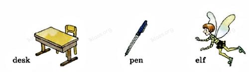 Английский язык 2 класс учебник Афанасьева 1 часть step 5 задание 3-2