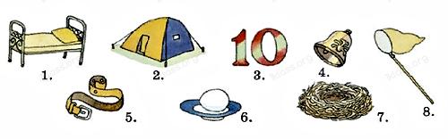 Английский язык 2 класс учебник Афанасьева 1 часть step 5 задание 3
