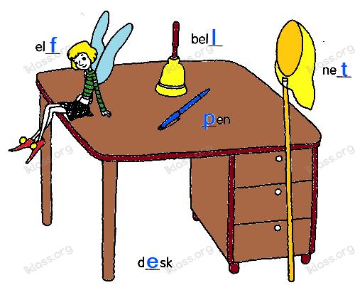 Английский язык 2 класс рабочая тетрадь Афанасьева step 5 - задание 4