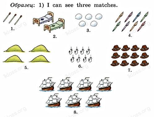 Английский язык 2 класс учебник Афанасьева 2 часть step 51 задание 3