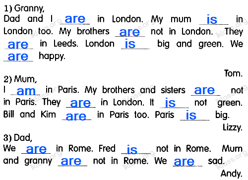 Английский язык 2 класс рабочая тетрадь Афанасьева step 51 - задание 4