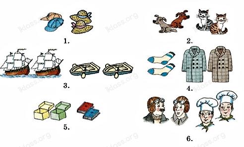 Английский язык 2 класс учебник Афанасьева 2 часть step 51 задание 6