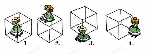 Английский язык 2 класс учебник Афанасьева 2 часть step 54 задание 6