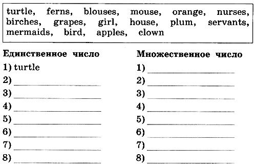 Английский язык 2 класс рабочая тетрадь Афанасьева step 56