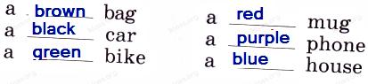 Английский язык 2 класс учебник Афанасьева 2 часть step 58 задание 6