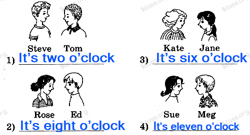 Английский язык 2 класс рабочая тетрадь Афанасьева step 59 - задание 2