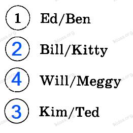 Английский язык 2 класс рабочая тетрадь Афанасьева step 6 - задание 1