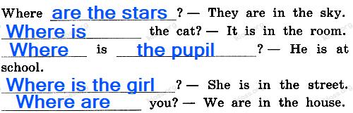Английский язык 2 класс рабочая тетрадь Афанасьева step 60 - задание 3