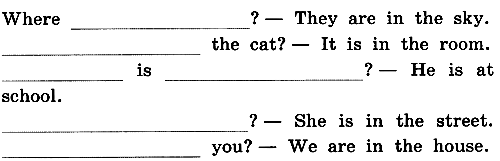 Английский язык 2 класс рабочая тетрадь Афанасьева step 60