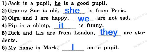 Английский язык 2 класс рабочая тетрадь Афанасьева step 62 - задание 2