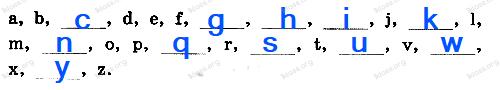 Английский язык 2 класс рабочая тетрадь Афанасьева step 62 - задание 4