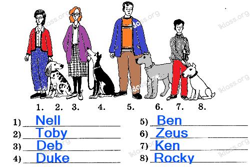 Английский язык 2 класс рабочая тетрадь Афанасьева step 7 - задание 4