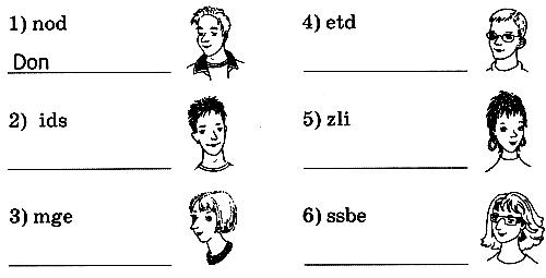 Английский язык 2 класс рабочая тетрадь Афанасьева step 9