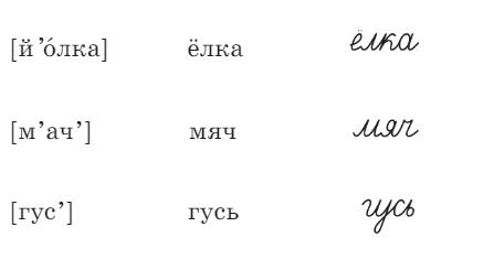Русский язык 2 класс учебник Канакина упр 117